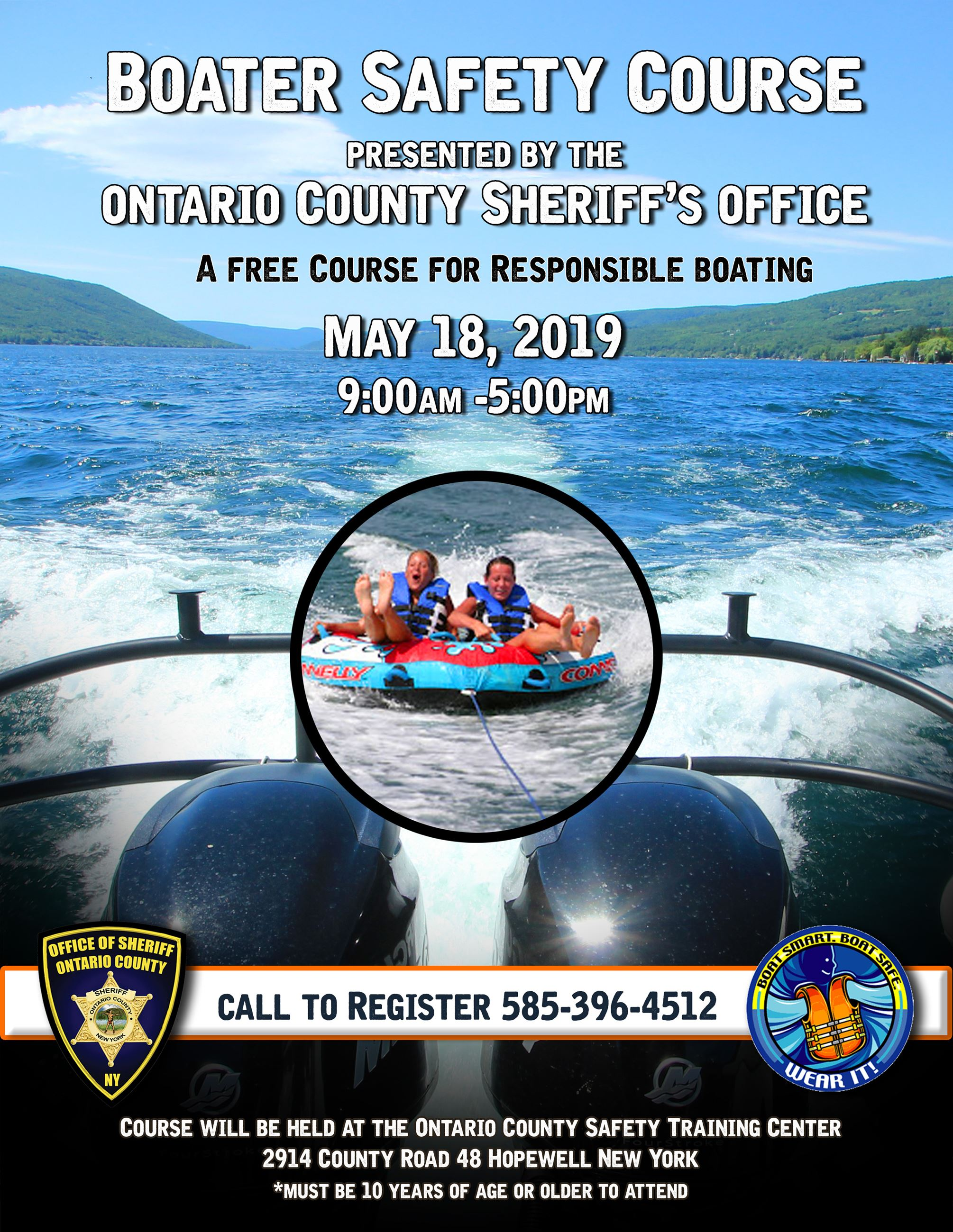 Boater Safety 2019