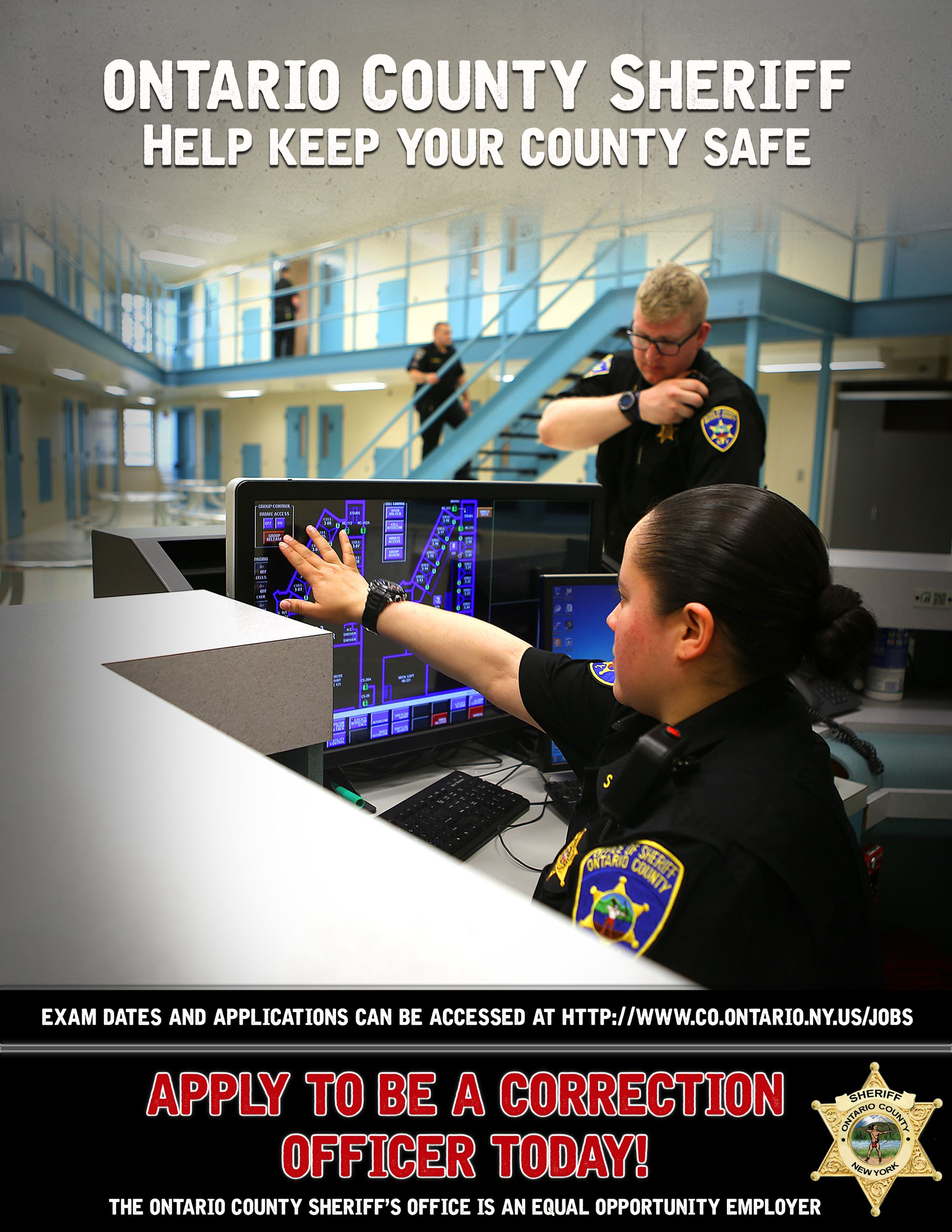 Sheriff | Ontario County, NY - Official Website