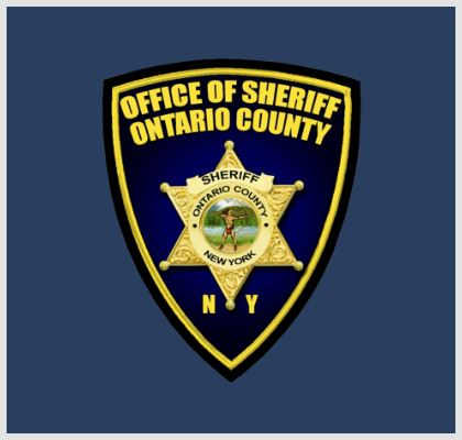 New Ontario County Sheriff