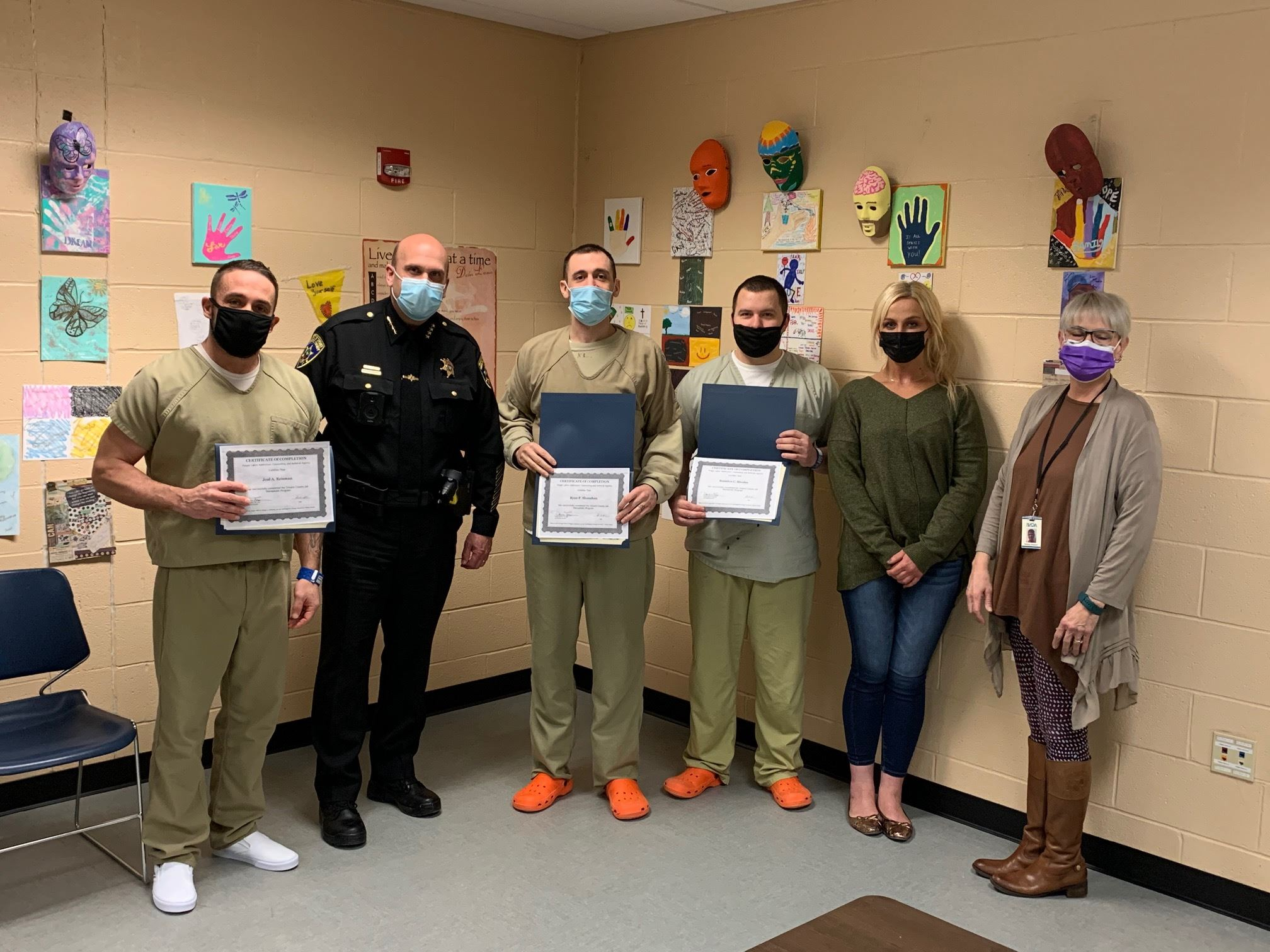 Treatment Graduation
