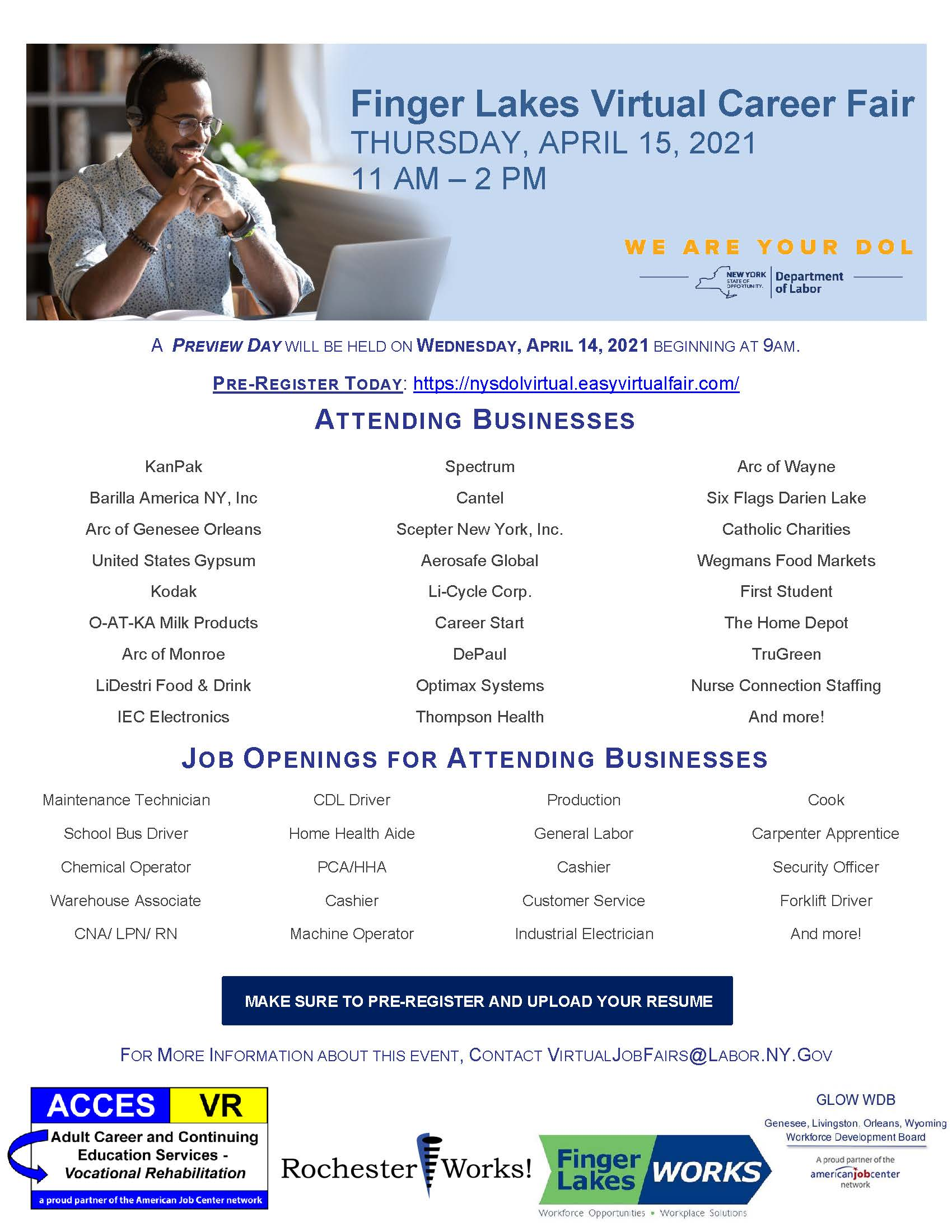 Finger Lakes Virtual Job Seeker Flyer 4.15.2021 (2)