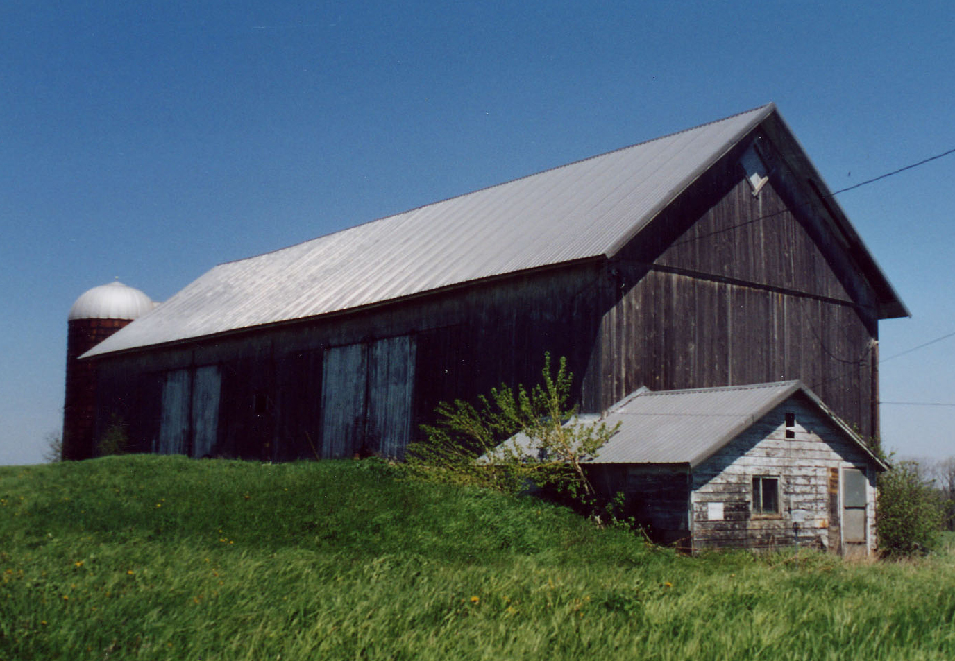 Historic Barns of Ontario County